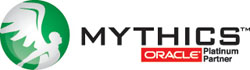 Mythics Oracle Platinum Logo