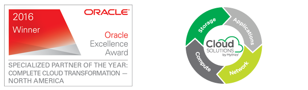 Oracle_Excellence Award_Mythics Cloud Solutions