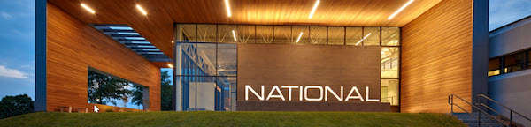 National Office Furniture office exterior