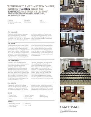 Kenrick Glennon Seminary case study-1