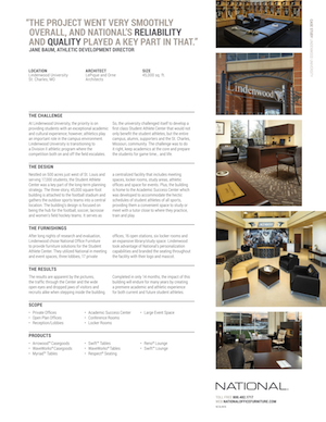 Lindenwood case study