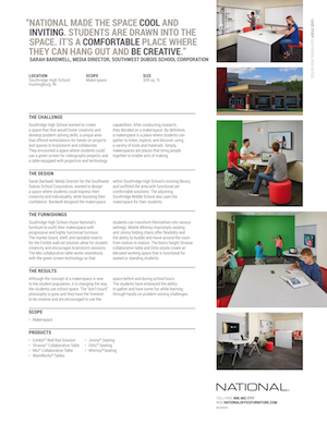 Southridge case study