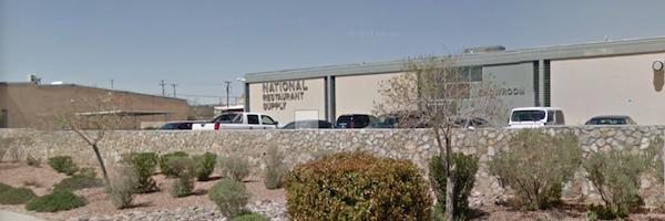 National Restaurant Supply office building