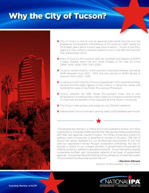 NIPA Contracting Job Flyer - Tucson