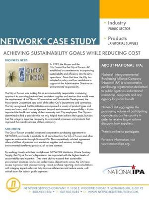 Sustainability Case Study Image