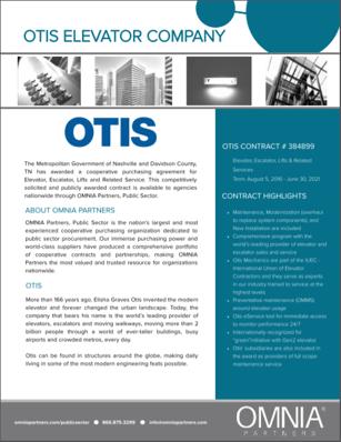 OTIS Flyer