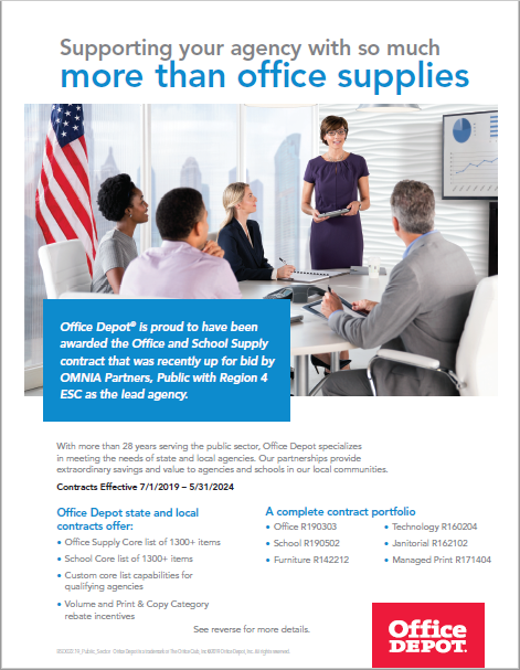 Office Depot Omnia Partners