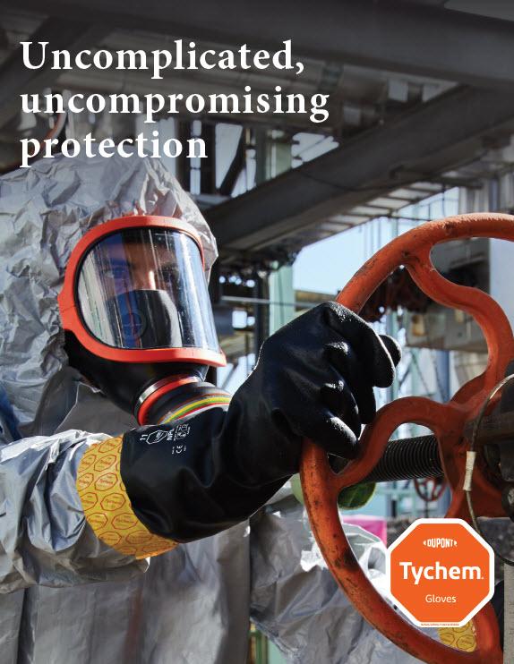 DuPont Tychem Gloves