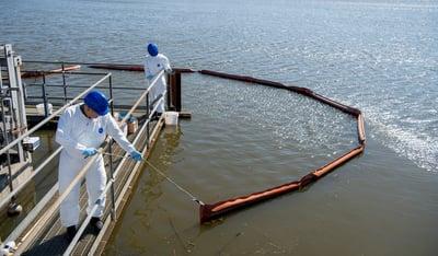 Dupont Tyvek Water Treatment Buoy