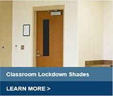 classroom lockdown shades