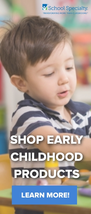 School Specialty Early Childhood Products