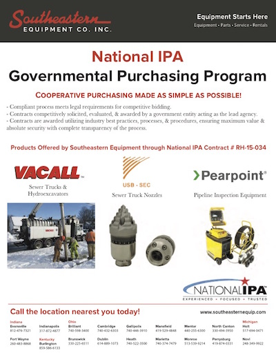 Southeastern Equipment National IPA Governmental Purchasing Program