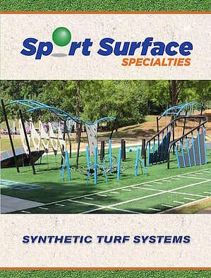 COVER_ SPORT SURFACE SPECIALTIES SYNTHETIC TURF LITERATURE
