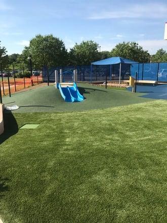 Shakopee Park Blue Slides