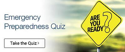 Emergency Preparedness Quiz