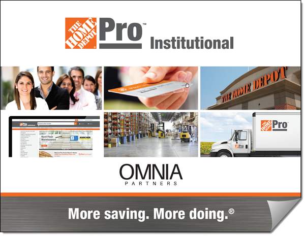 The Home Depot Institutional Value Prop Brochure