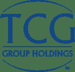 TCG Group Holdings blue logo