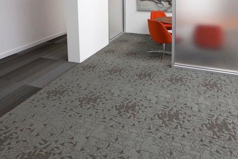 Broadloom style flooring