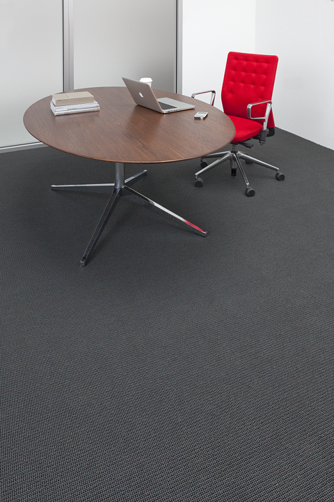 Woven style flooring