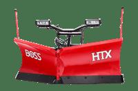 HTX-V snowplow shovel