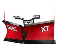 VXT snowplow shovel