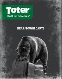 thumbnail of Toter bear-tough cart flyer