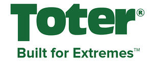 TOTER- Built Fo Extremes logo