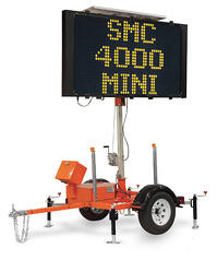 Solar Message Board 48-inch x 96-inch