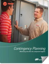 Trane Contingency Planning Brochure