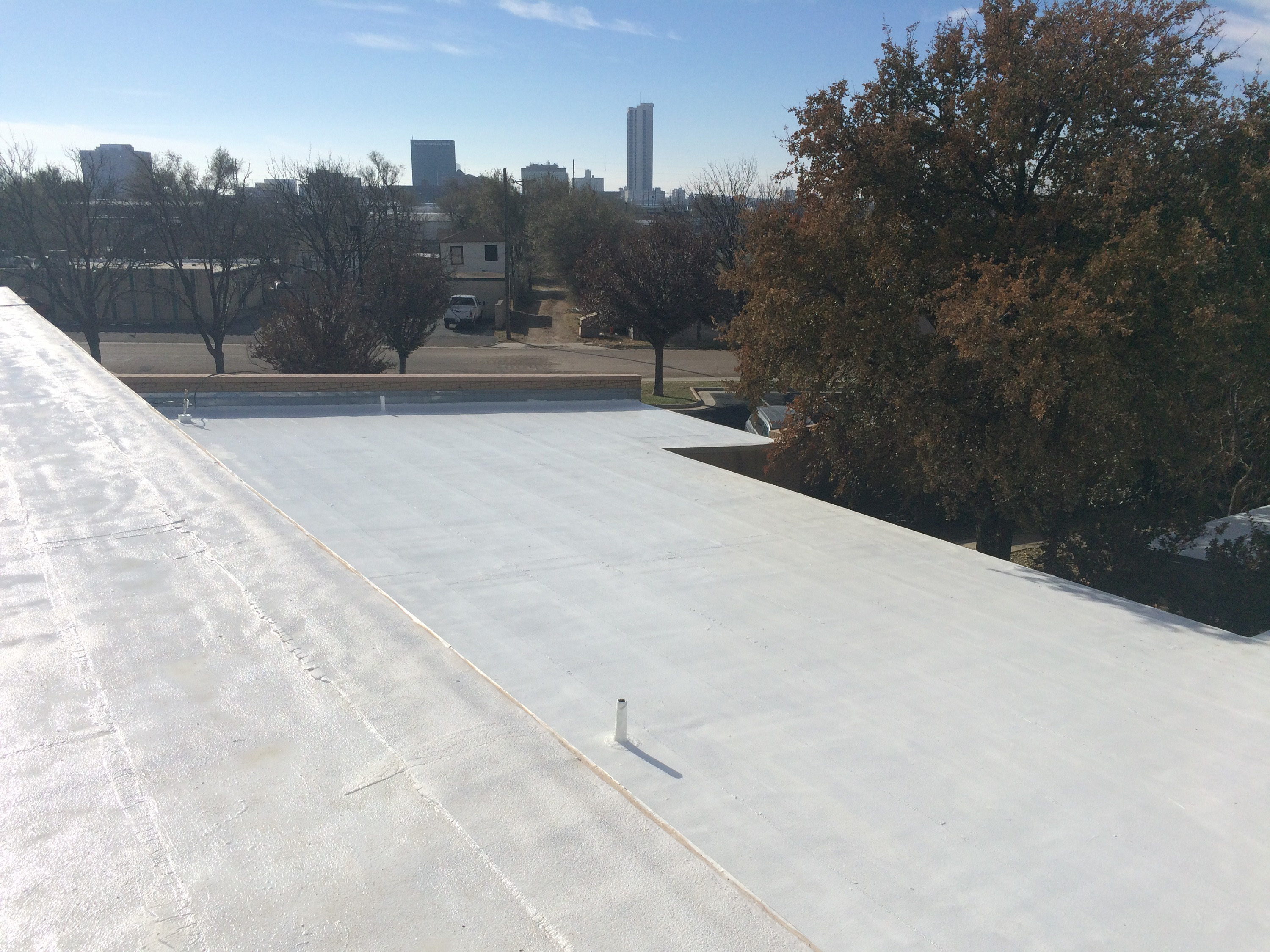 high performing roof