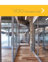 thumbnail of volo movable wall brochure
