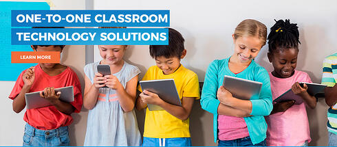 One-to-one classroom technology solutions