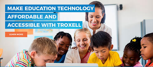 Make education technology affordable and accessible