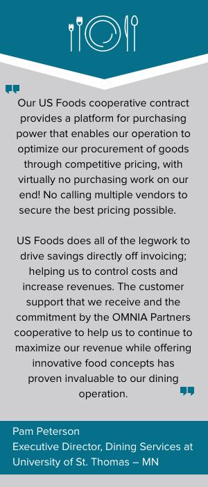 US Foods Customer Testimonial