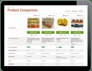 Ecommerce Product Comparison