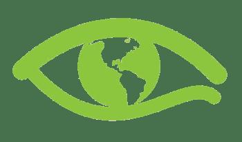 Visual Communication Services Eye Logo
