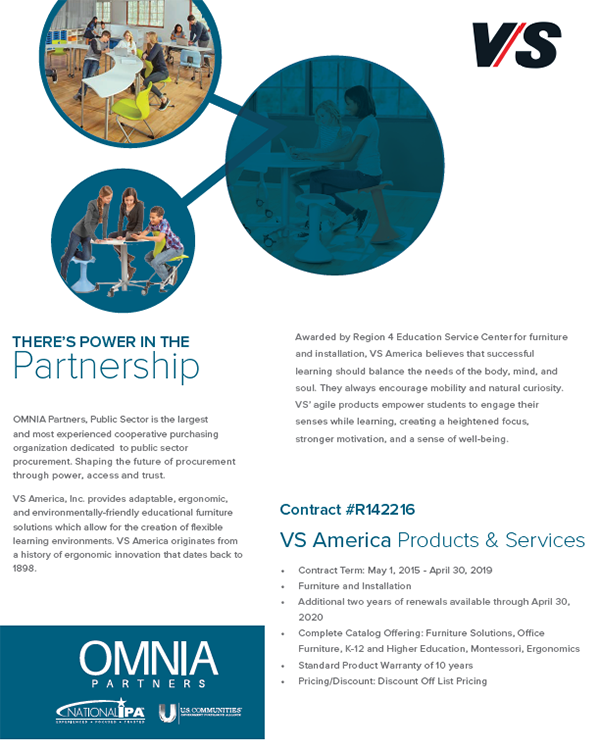 OMNIA Overview Flyer
