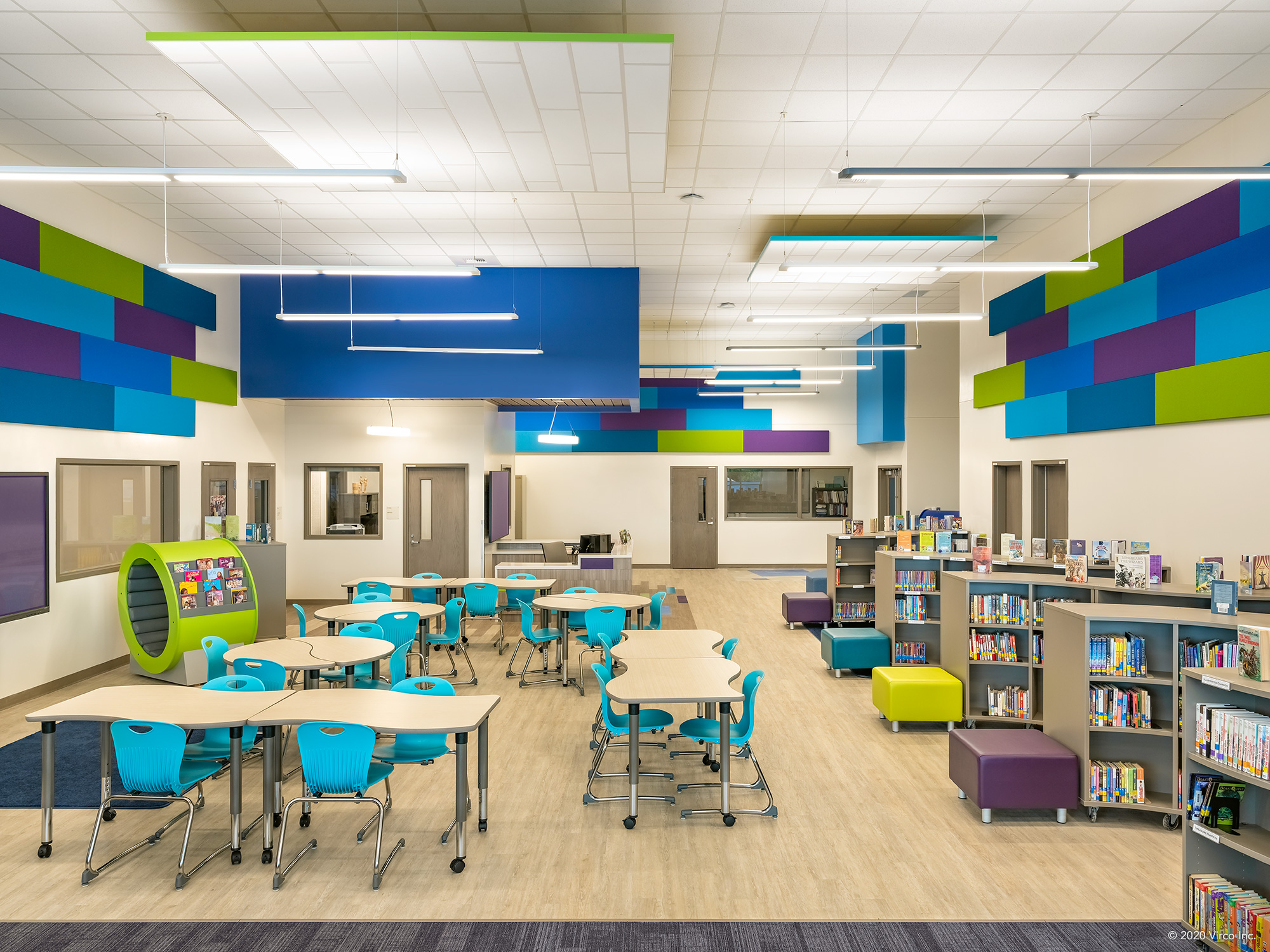 Media-Center_Virco_Gerald-Adams-Elementary-School_2