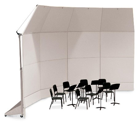 acoustical shell