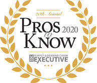 Pros To Know 2020 Winner from OMNIA Partners