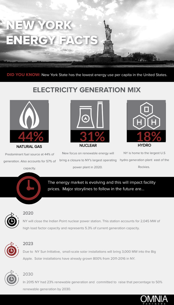 New York Energy Facts
