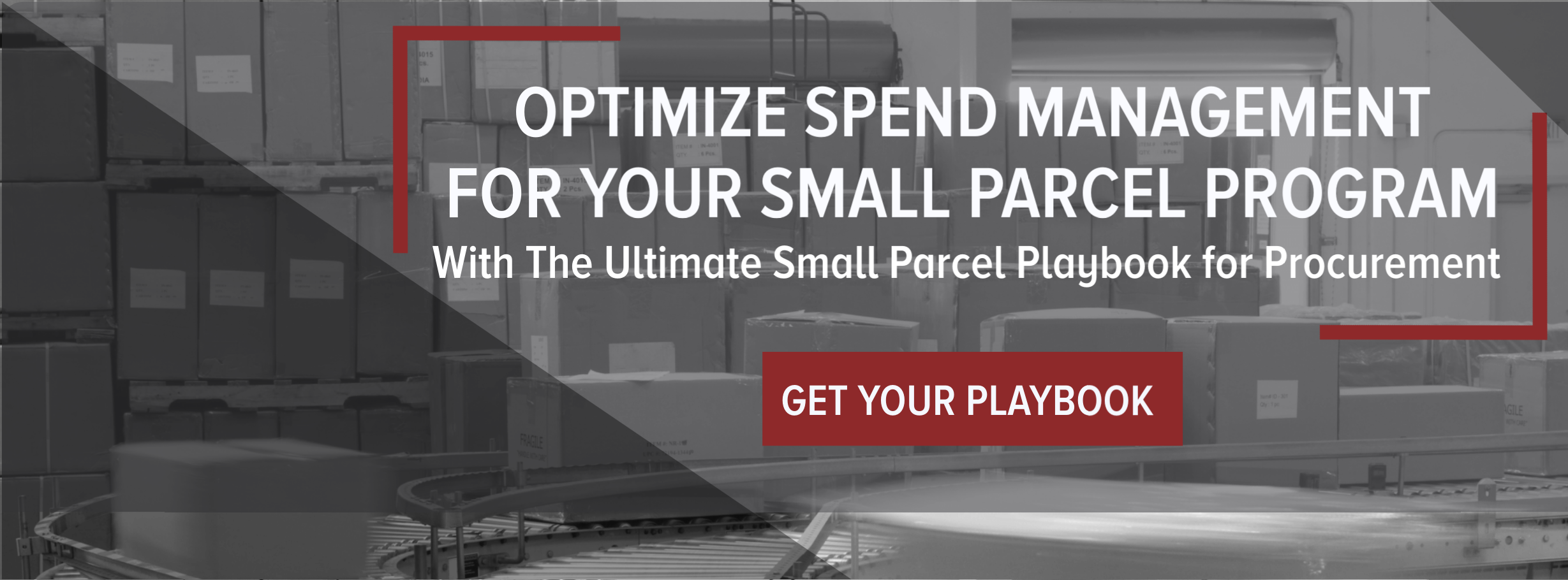 Optimize Your Small Parcel Spend Management