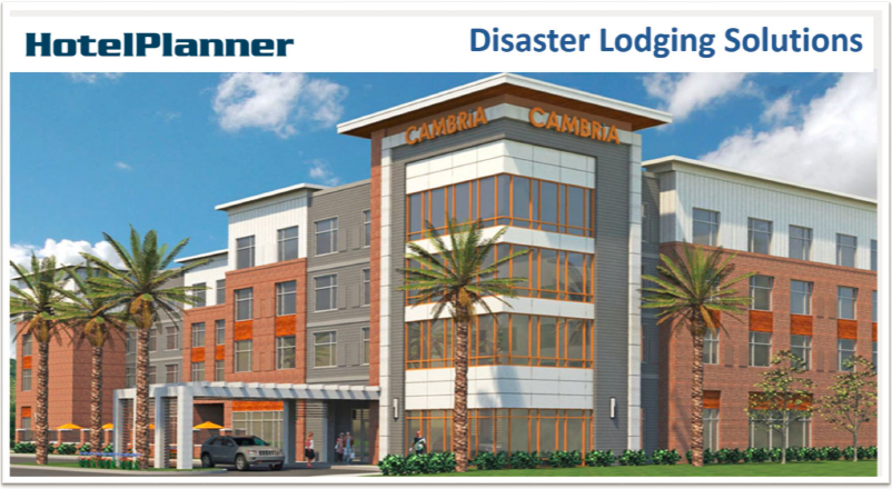 Disaster Lodging Solutions