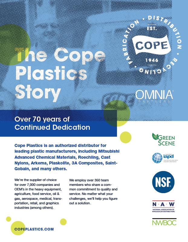 The Cope Plastics Story