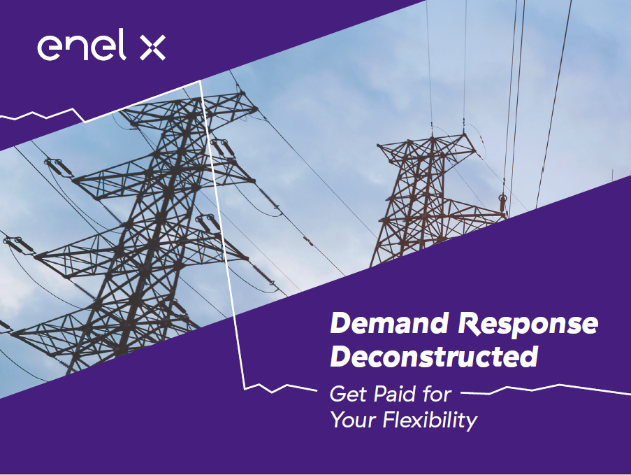 Demand Response Deconstructed: Get Paid for Your Flexibility