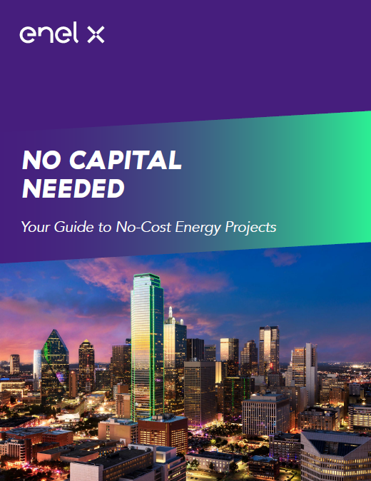 Your Guide to No-Cost Energy Projects