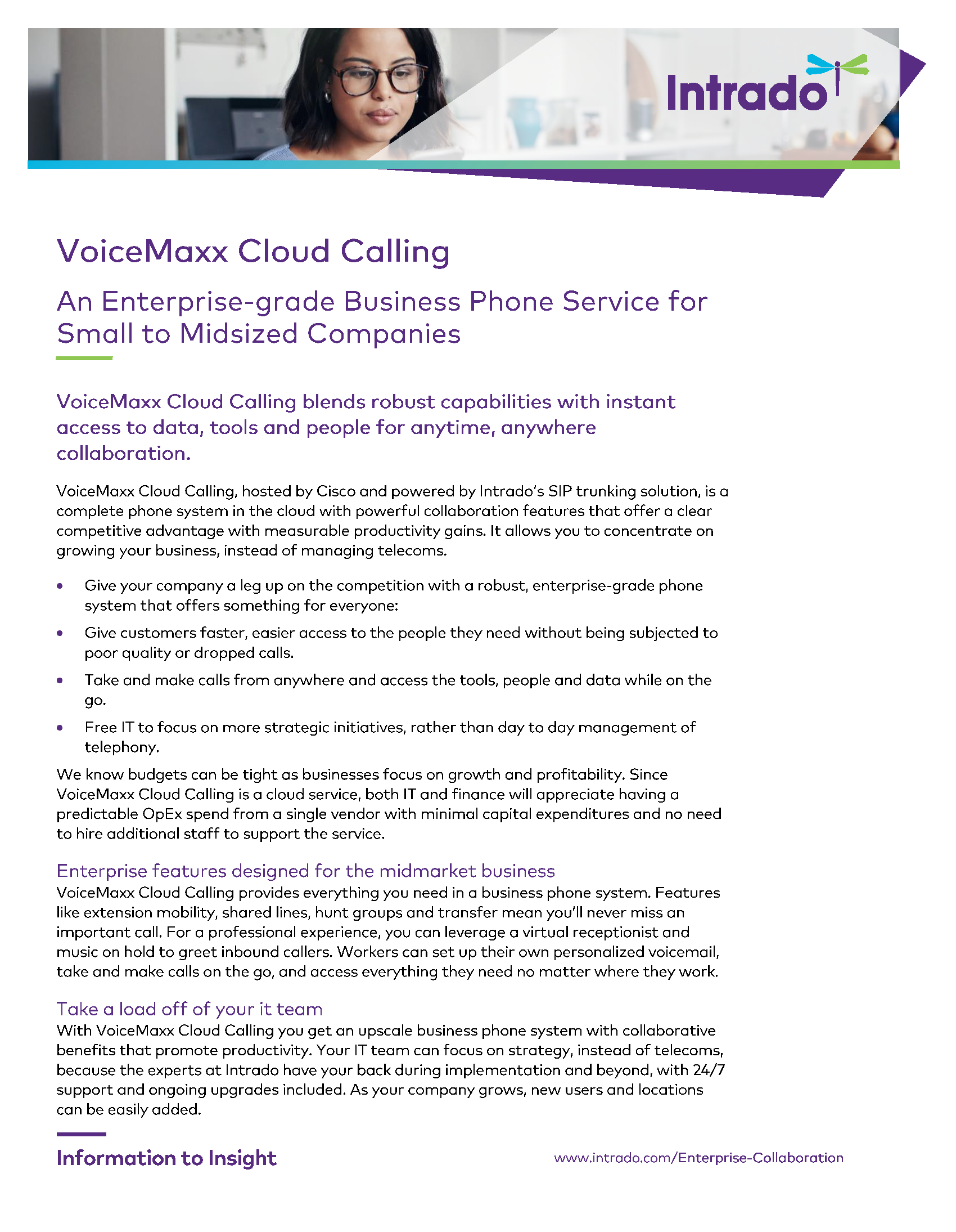 VoiceMaxx Cloud Calling