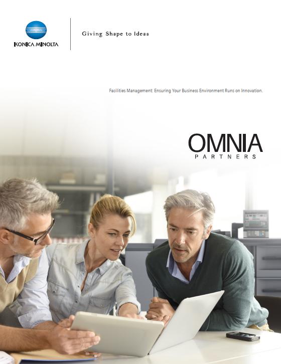 Konica Minolta | Omnia Partners Sharepoint