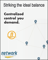 Network Overview Flyer