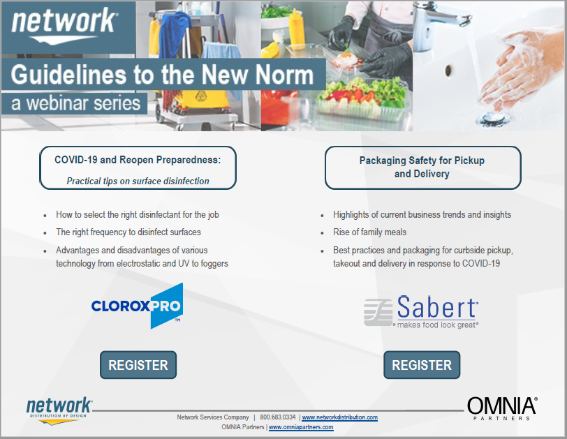 The New Norm Webinar Series